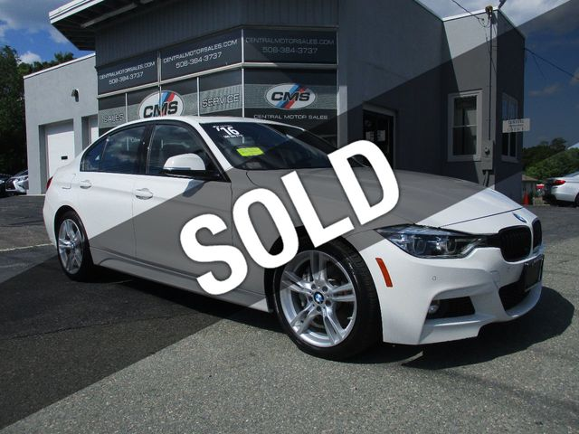2016 Used BMW 3 Series 340i xDrive at Central Motor Sales Serving Wrentham,  MA, IID 19078945
