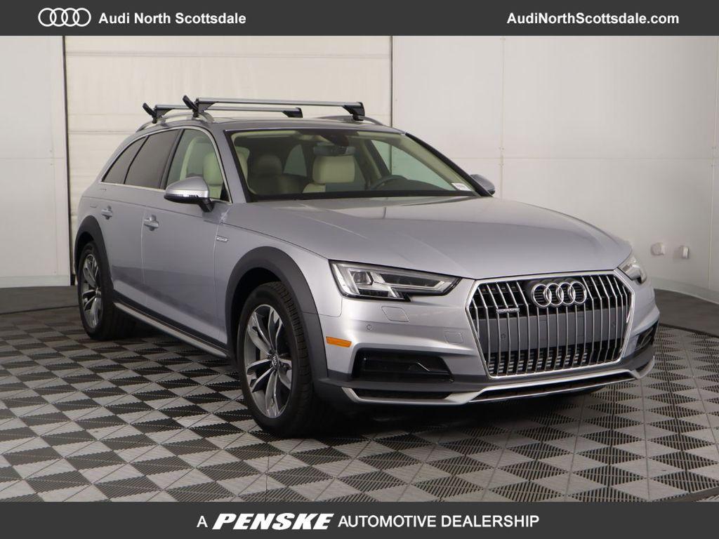 New 2019 Audi A4 allroad 2.0 TFSI Premium Plus