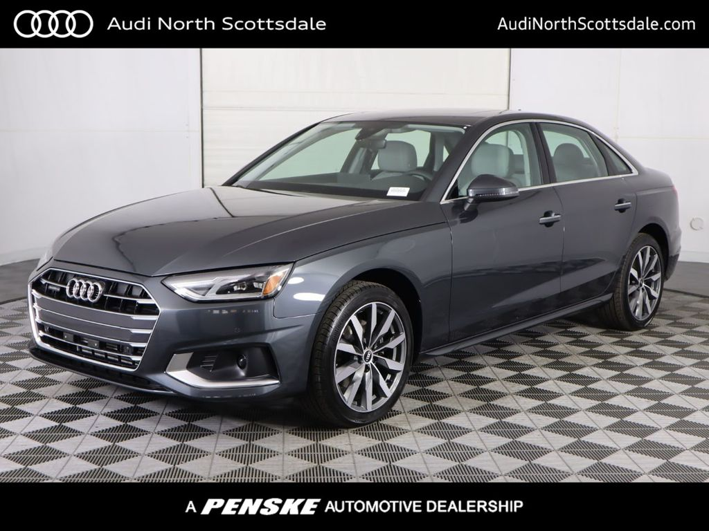 New 2021 Audi A4 Sedan Premium 40 TFSI quattro All Wheel Drive Sedan