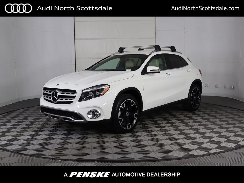 2018 Mercedes-Benz GLA GLA 250 4MATIC® SUV