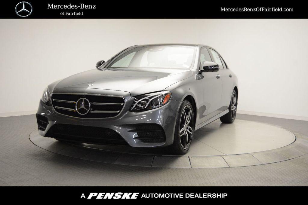 Pre-Owned 2020 Mercedes-Benz E-Class E 450 4MATIC® Sedan