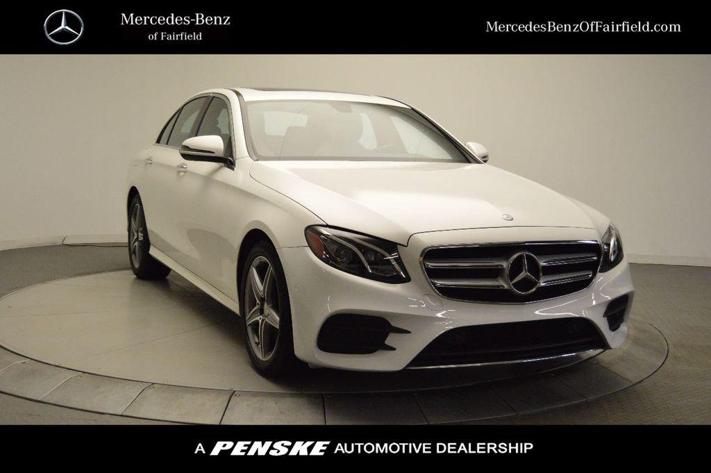 Certified Pre-Owned 2017 Mercedes-Benz E-Class E 300 Sport 4MATIC® Sedan