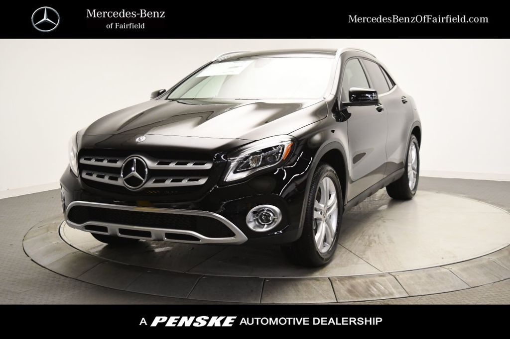 New 2020 Mercedes-Benz GLA GLA 250 4MATIC® SUV