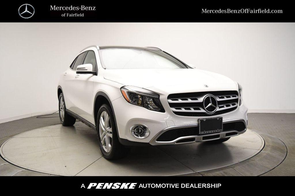 Pre-Owned 2019 Mercedes-Benz GLA GLA 250 4MATIC® SUV