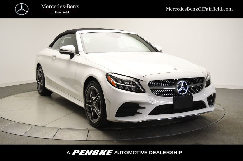 Pre-Owned 2019 Mercedes-Benz C-Class C 300 4MATIC® Cabriolet