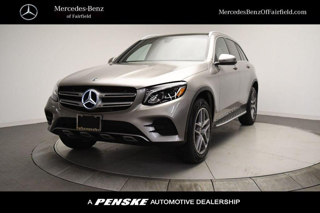 Pre-Owned 2019 Mercedes-Benz GLC GLC 300 4MATIC® SUV