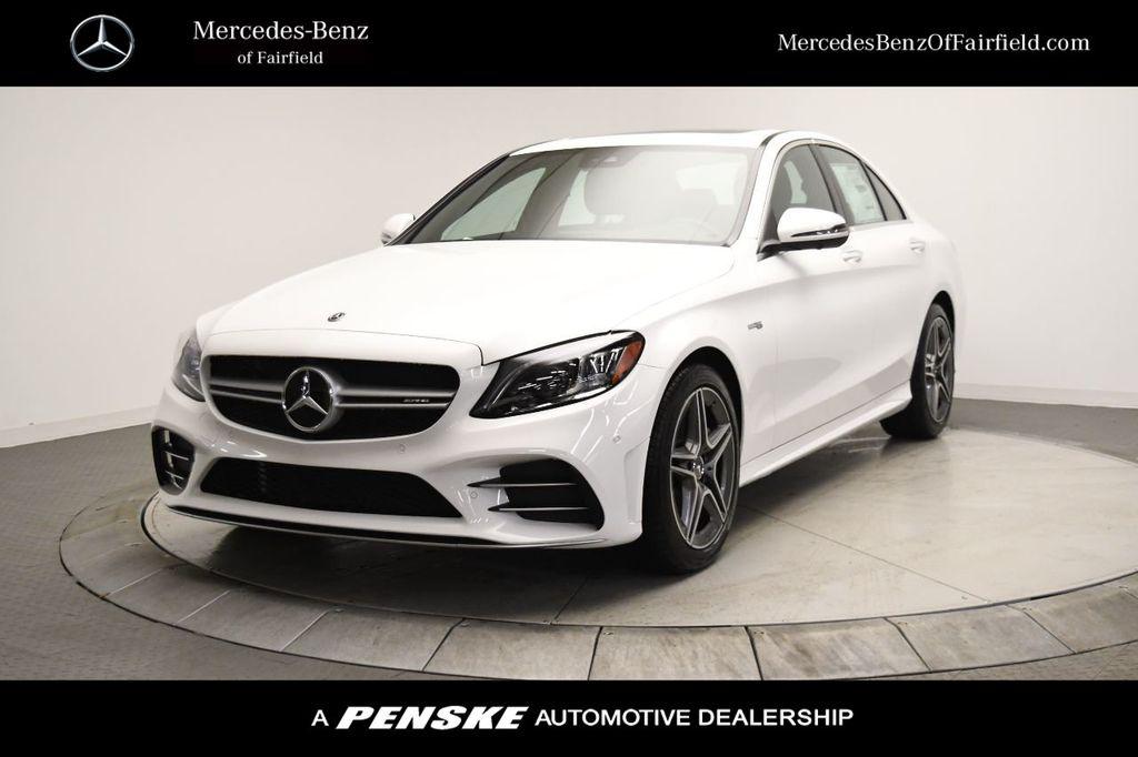 New 2020 Mercedes-Benz C-Class AMG® C 43 4MATIC® Sedan