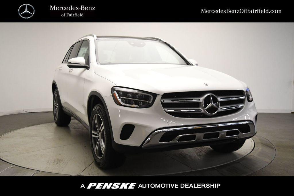 New 2020 Mercedes-Benz GLC GLC 300 4MATIC® SUV