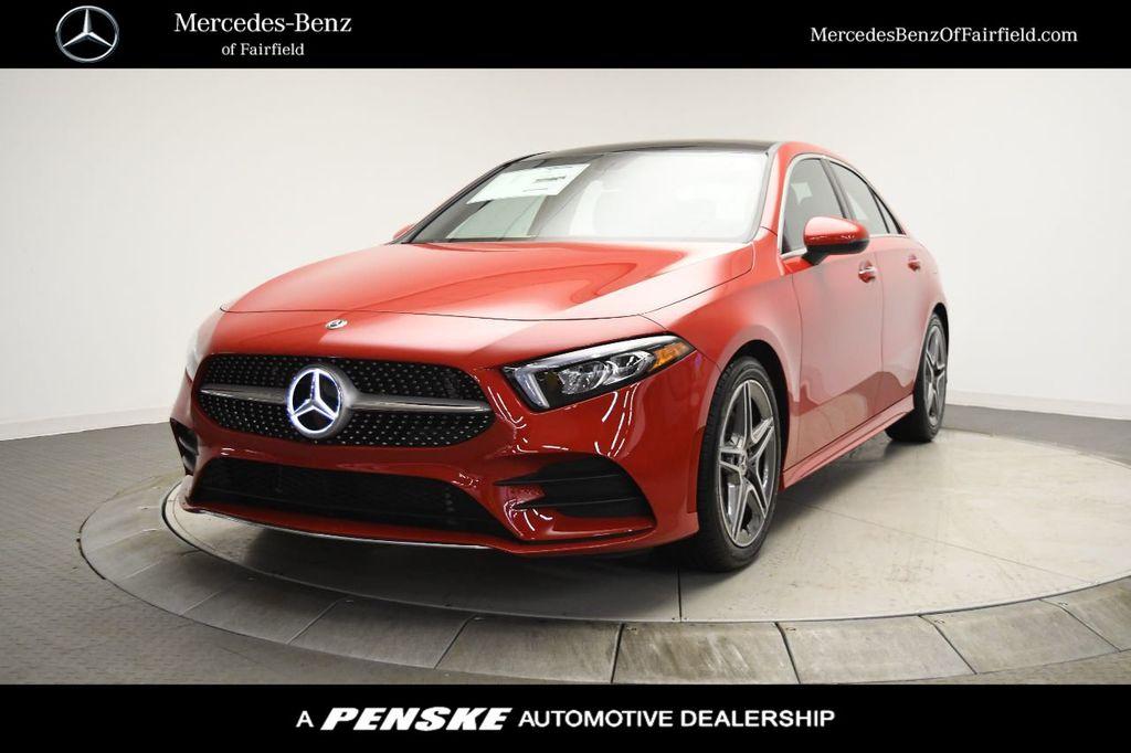 New 2020 Mercedes-Benz A-Class A 220 4MATIC® Sedan