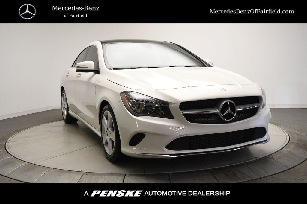 Certified Pre-Owned 2017 Mercedes-Benz CLA CLA 250 4MATIC® Coupe