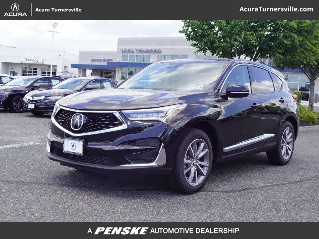 Certified Pre-Owned 2020 Acura RDX FWD w/Technology Pkg