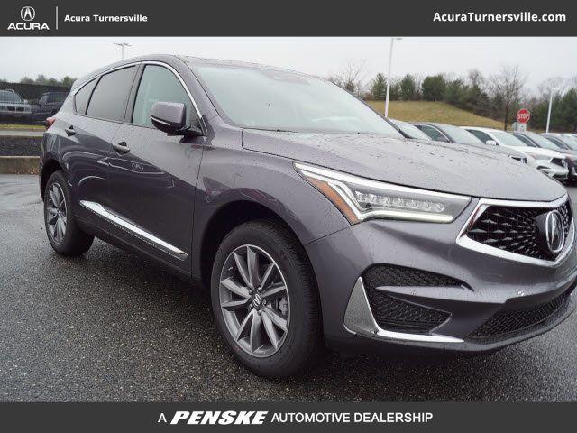Pre-Owned 2020 Acura RDX AWD w/Technology Pkg