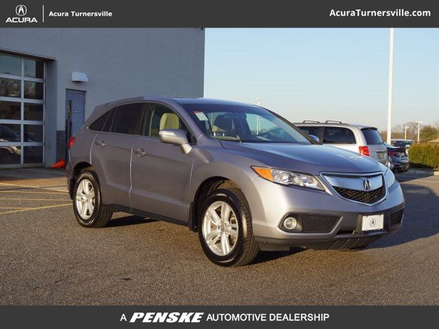 Pre-Owned 2015 Acura RDX AWD 4dr Tech Pkg