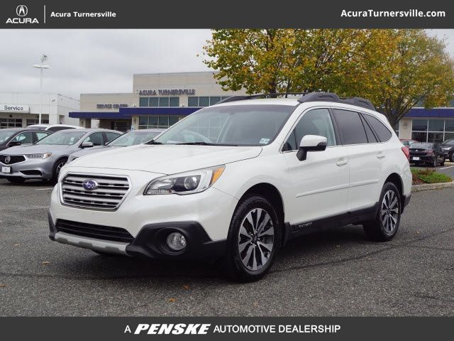 Pre-Owned 2015 Subaru Outback 4dr Wagon 2.5i Limited PZEV