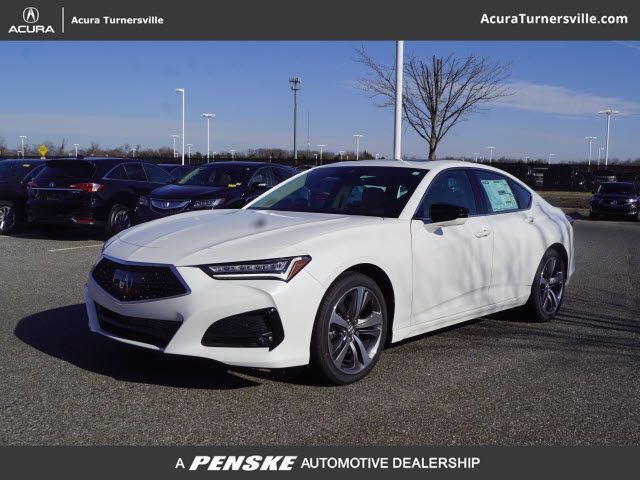 New 2021 Acura TLX with Advance Package