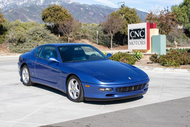 1995 Ferrari 456 For Sale