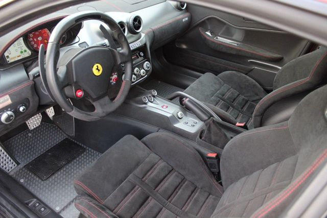 2011 Ferrari 599 GTO For Sale