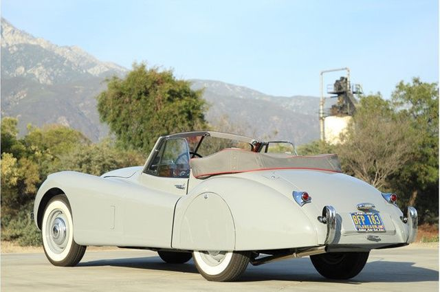 1953 Jaguar XK 120 For Sale