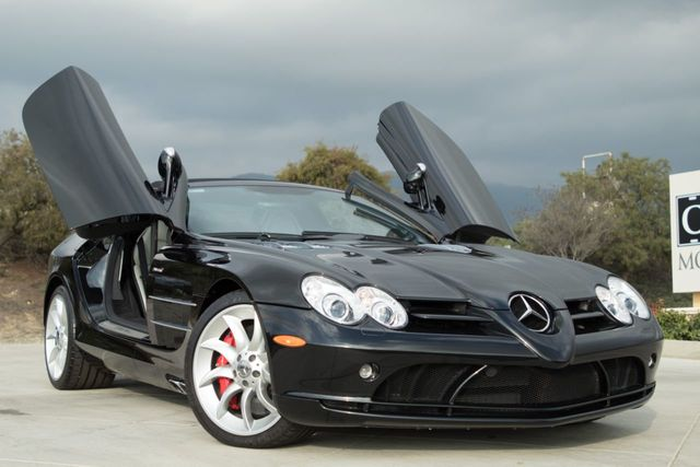 2008 Mercedes-Benz SLR McLaren For Sale
