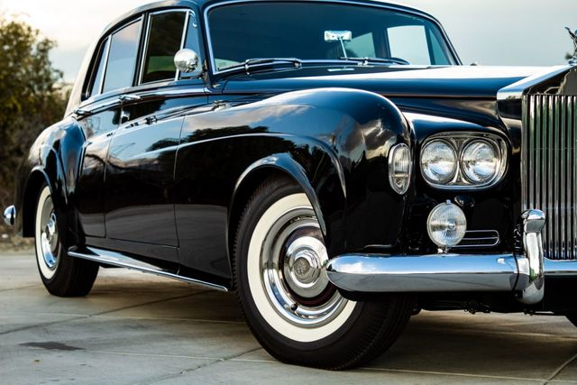 1964 Rolls-Royce Silver Cloud III (3) For Sale