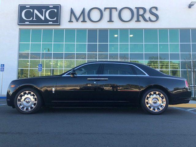 2012 Rolls-Royce Ghost For Sale