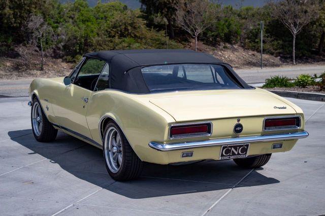 1967 Chevrolet Camaro For Sale