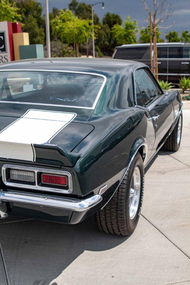 1968 Chevrolet Camaro For Sale