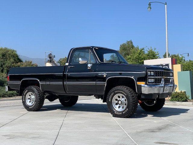 1985 Chevrolet K20 For Sale