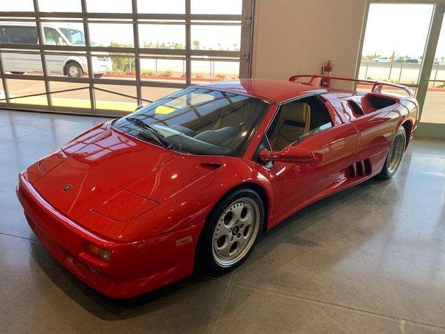 1997 Lamborghini Diablo VT For Sale