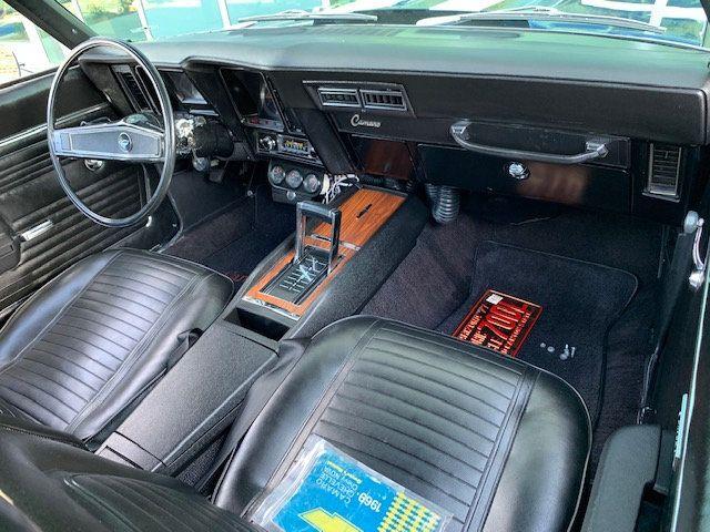 1969 Chevrolet Camaro For Sale