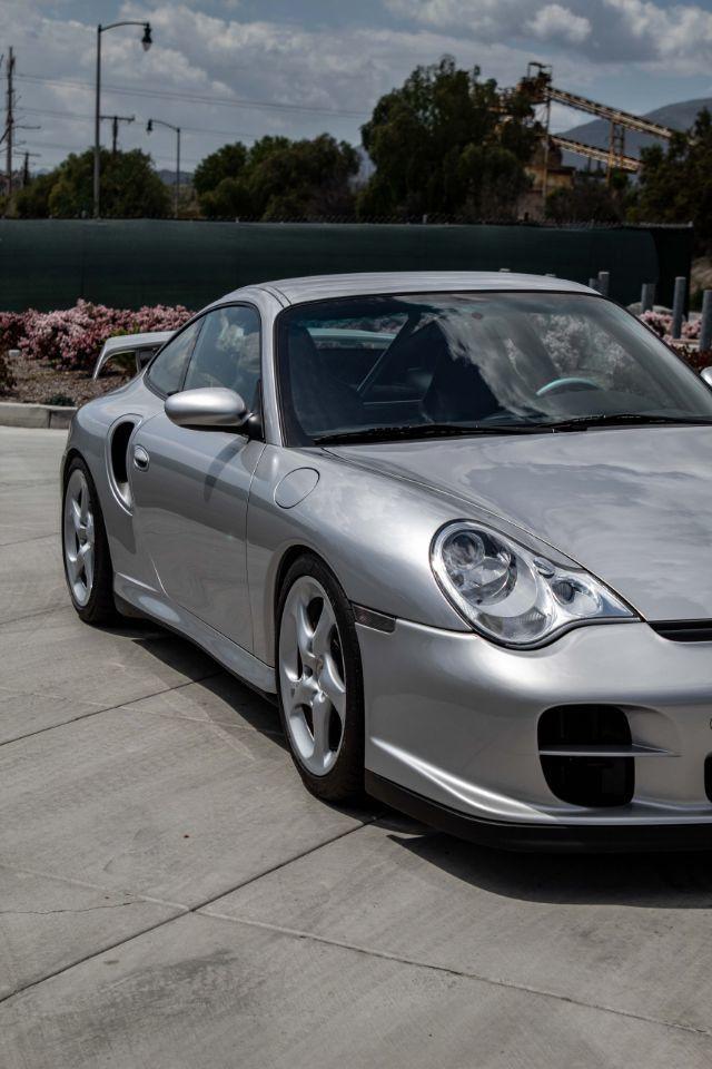2003 Porsche 911 Carrera For Sale