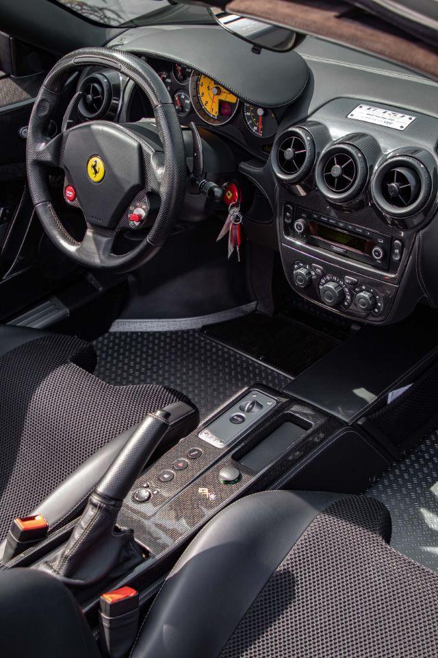 2009 Ferrari F430 Scuderia 16M For Sale