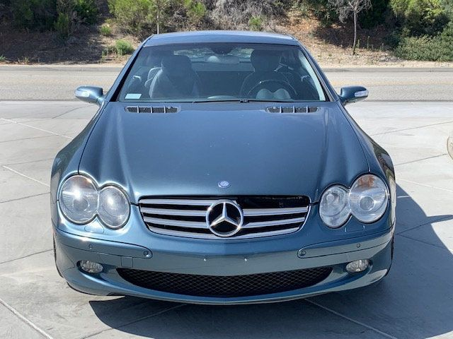 2004 Mercedes-Benz SL-Class For Sale