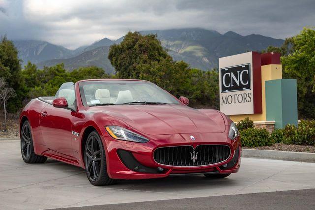 2015 Maserati GranTurismo Convertible For Sale