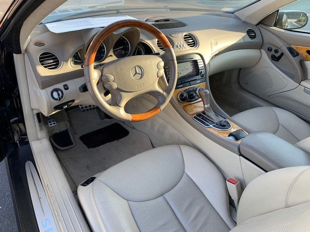 2005 Mercedes-Benz SL-Class For Sale