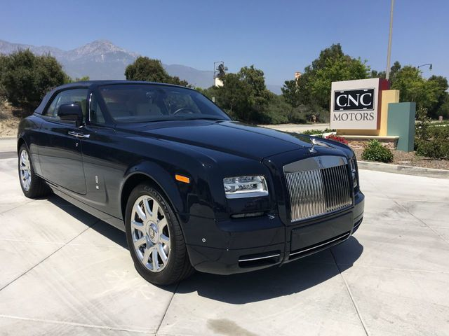 2015 Rolls-Royce Phantom Coupe For Sale