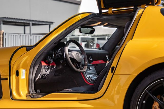 2014 Mercedes-Benz SLS AMG Black Series For Sale