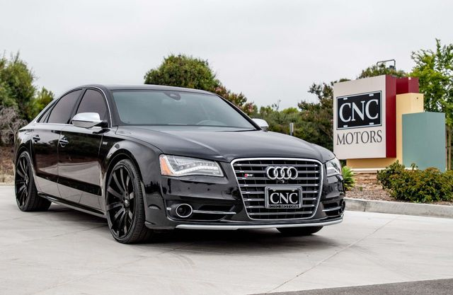 2013 Audi S8 For Sale