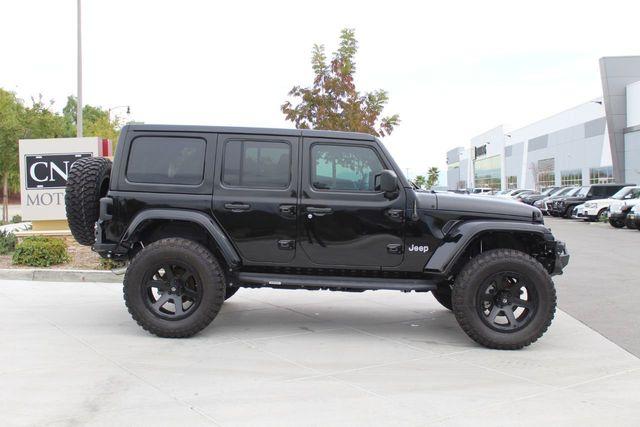 2018 Jeep Wrangler JL Unltd For Sale