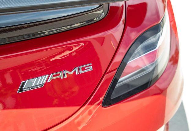 2014 Mercedes-Benz SLS AMG Black Series For Sale