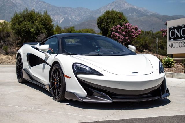 2019 McLaren 600LT For Sale