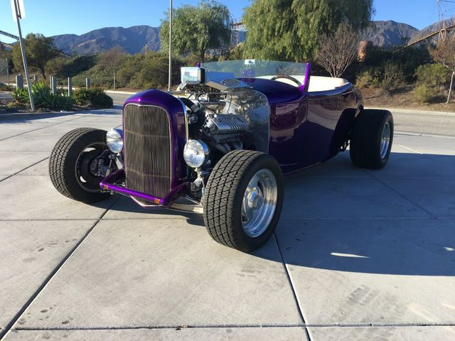 1931 Ford Roadster Hot Rod For Sale