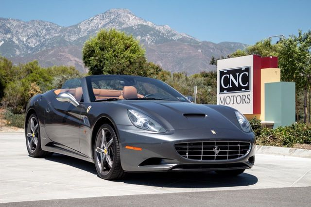 2012 Ferrari California For Sale