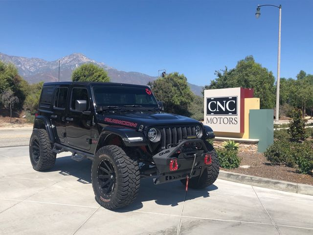 2018 Jeep Wrangler JL Unlimited Rubicon For Sale