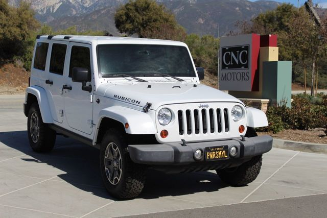 2013 Jeep Wrangler Unlimited For Sale