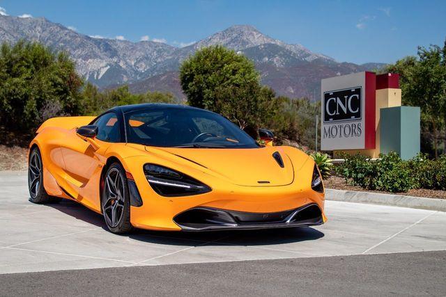 2018 McLaren 720S For Sale