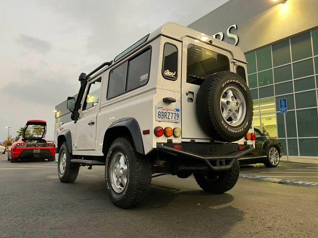 1997 Land Rover Defender 90 For Sale