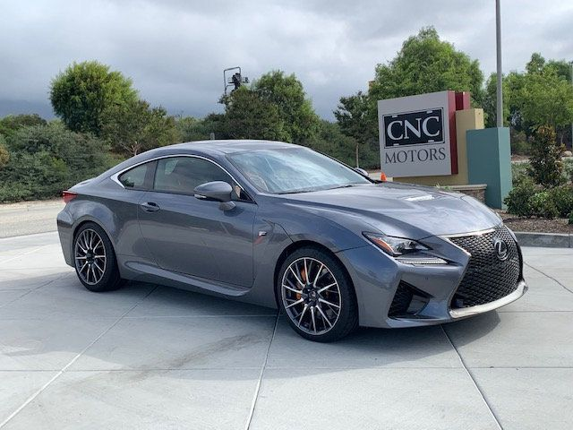 2016 Lexus RC F For Sale