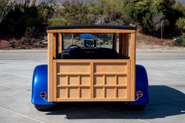 1929 Ford Woodie For Sale