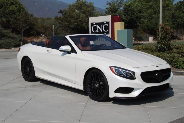 2017 Mercedes-Benz S-Class For Sale